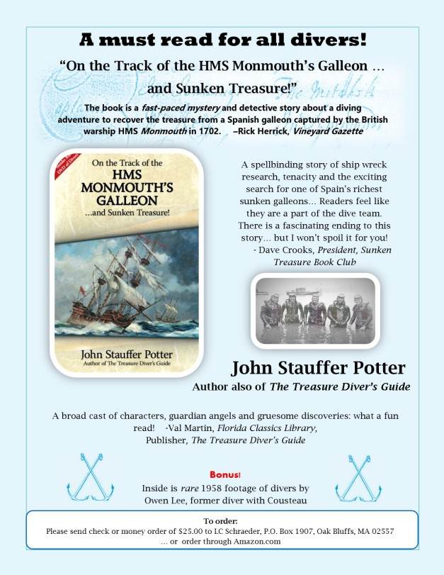 Here's the info about the new book by John Stauffer Potter:
