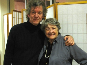 Rodney Crowell and Pat Luce Chapman, Austin, TX Jan 2010